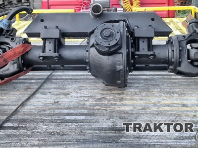 Traktor4x4 - Napędy 2
